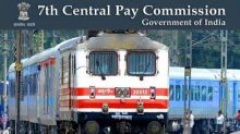 7th Pay Commission: Big bonanza for Railway employees, increment up to Rs 21,000