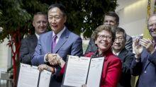 Foxconn giving $100 million to UW-Madison for partnership