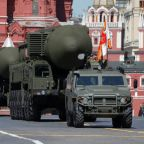 Russia pledges 'balance' if U.S. quits nuclear pact; Trump eyes more weapons