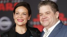 Patton Oswalt Shares Sweetest Emmy Photo Tribute To Wife Meredith Salenger