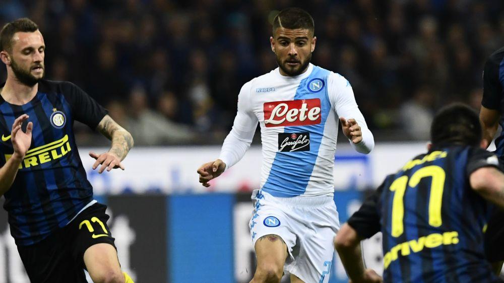 Insigne dribbla tutta l'Inter: 12 uomini saltati, record in 10 anni