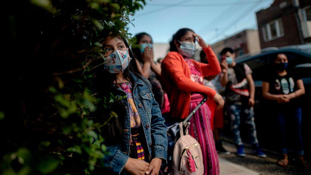 Like the virus, coronavirus pandemic mental stress hits ...
