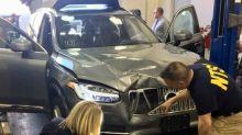 Uber disabled emergency braking in self-driving car: U.S. agency