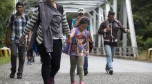 Trump amenaza con cortar ayuda a Honduras por caravana