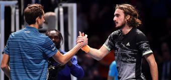 'Bad chemistry': Tennis' new rivalry takes epic twist