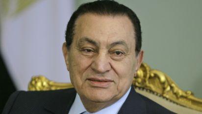 Ex-Egyptian President Hosni Mubarak dies at 91