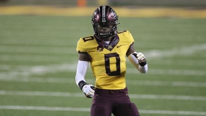 Minnesota WR opts out amid team's tough year