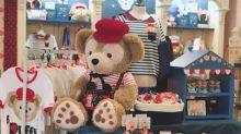 迪士尼小熊Duffy最近牛仔系列 上海獨家賣