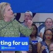 Hillary Clinton unveils plan to improve mental health ser...