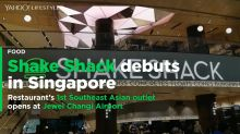 Shake Shack opens first Southeast Asia restaurant at Jewel Changi Airport