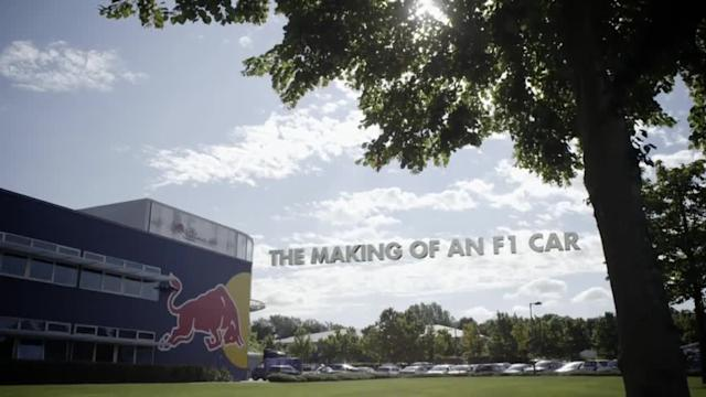 Infiniti Red Bull Racing 2013 - How To Build An F1 Car Assembly