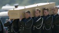 Bodies of MH17 Victims Arrive in the Netherlands