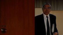 BOJ Kuroda steps up warning on protectionism as risk to Japan's recovery