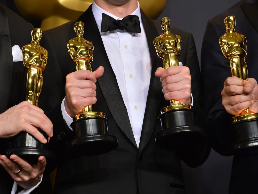 Pitt, Witherspoon und Ford: Das sind die Laudatoren bei den Oscars
