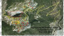 Nicola Mining Announces Positive Reverse Circulation Drilling Results on Historic Wastepiles