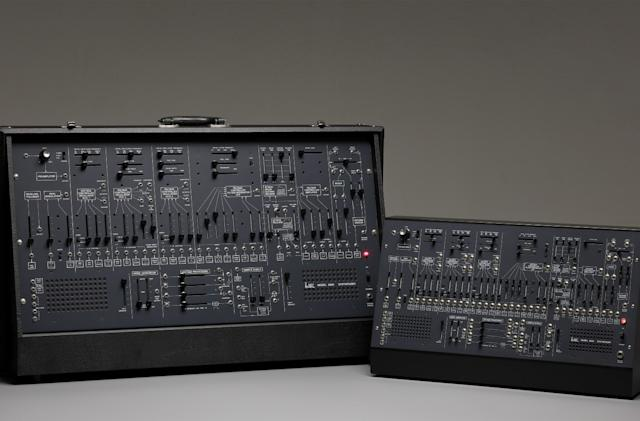 Korg's ARP 2600 M is a 'mini' version of an iconic synth