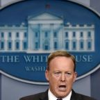 Sean Spicer quits and the world loses another reality TV celebrity
