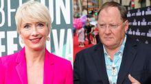 Emma Thompson explica por qué no puede trabajar con John Lasseter