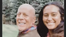 Bruce Willis and wife Emma reunite after quarantining apart