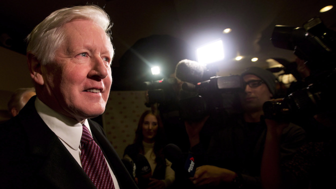 PM picks Bob Rae to address Myanmar crisis