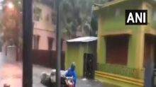 Heavy rain leads to landslides, water-logging in West Bengal