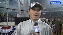 Ben Cherington describes feeling after Red Sox won World Series