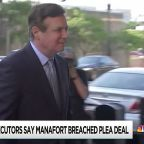 Judge requires Manafort to appear at hearing on plea deal breach