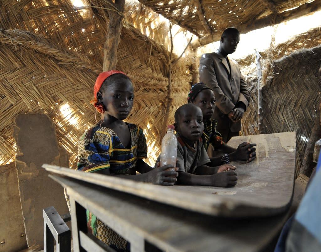 Jihadist unrest disrupts schooling for 400,000 in Sahel