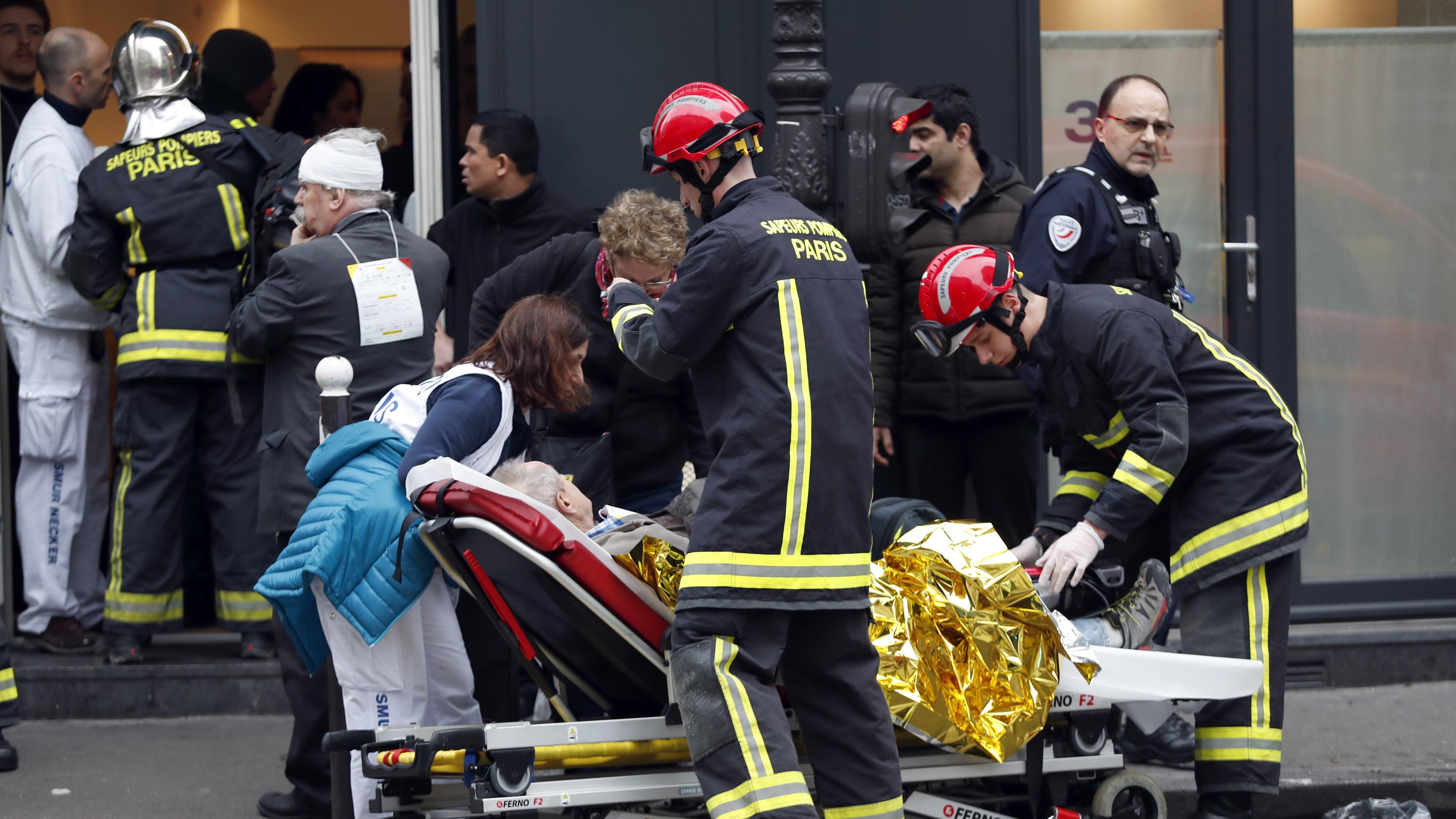 News Paris Explosion
