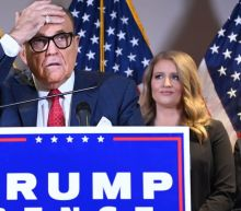 Rudy Giuliani's Law License Suspended Over Election Lie Spree