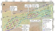 Osino Resources Reports Assay Results Confirming Mineralization Continuity and Depth Extension at Twin Hills Central Project, Namibia