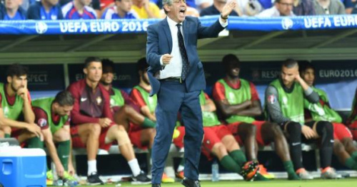 Foot - CM - POR - Fernando Santos souhaite remporter le Mondial 2018 avec le Portugal