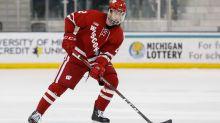 2020 Blackhawks Top 25 Under 25: Wyatt Kalynuk at No. 18