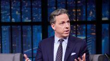 Jake Tapper Highlights The 'Sleazy' Part Of Trump's SOTU Preparation