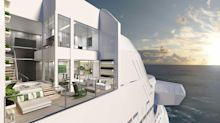Can a ship designed by Kelly Hoppen persuade young travellers to take a cruise?