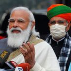 India's Modi discusses Kashmir elections in first talks since autonomy revoked