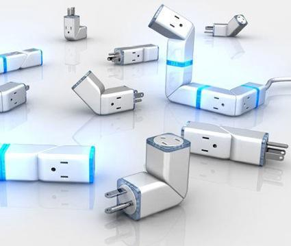 E-rope: saving the planet one socket at a time