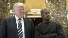 Se acabó la luna de miel entre Kanye West y Trump
