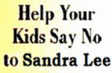 Sandra Lee's awfully stupid list of reasons not to buy a PSP