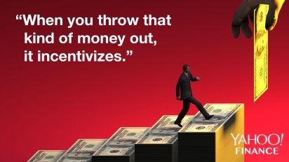 Wells Fargo bonuses were 'bad business on steroids'