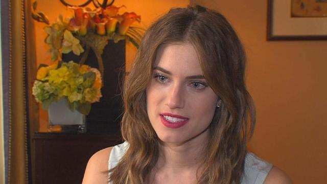 Allison Williams Dishes On Marnie's Rocky Road Ahead On 'Girls' Season 3