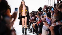 Die freizügigsten Looks der New York Fashion Week