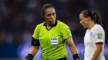 México sí estuvo en el Mundial, con tres árbitros en un encuentro estelar