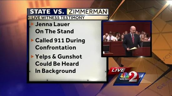 911 call with 'screaming' in background played in George Zimmerman trial