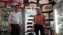 Charlottenburg-Wilmersdorf: Wie ein Modellbahnladen die Corona-Krise erlebt
