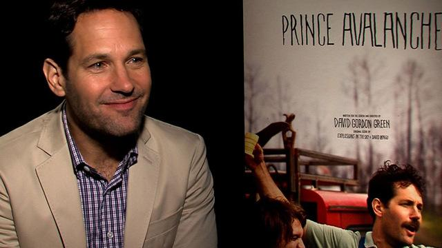 Paul Rudd, Emile Hirsch on odd-couple dynamic