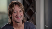 Keith Urban Talks 'Idol'