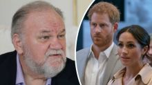 Thomas Markle taunts royal palace in new interview