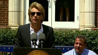 Bon Jovi Gives Back to His Hometown