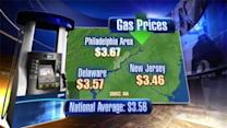 US gas prices drop 8 cents over past 2 weeks
